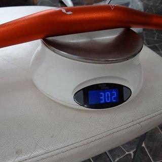 Gewicht Easton Lenker Havoc (farbe orange) 31.8mm 75mm
