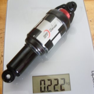Gewicht DT Swiss Dämpfer SSD 225 165 x 37,5mm