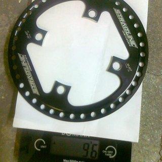 Gewicht Straitline Bashguard Bashguard  36/40Z, 104mm