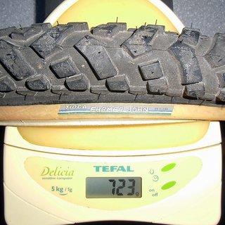 """Gewicht Tioga Reifen Farmer John 26x1.95"""", 47-559"""