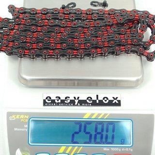 Gewicht KMC Chain Kette X 10 SL DLC 116 Glieder, 10-fach