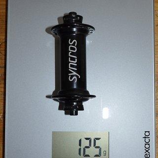 Gewicht Syncros Nabe Hardcore 100mm