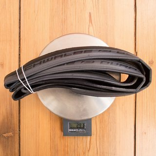 Gewicht Schwalbe Reifen Durano DD 23-622 (700x23C)