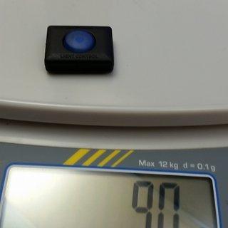 Gewicht Lupine Beleuchtung Bluetooth-Fernbedienung (ohne Halter)
