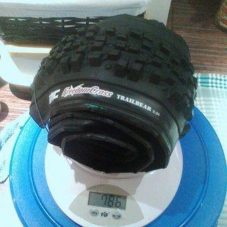 """Gewicht IRC Reifen Trail Bear 26x2.25"""""""