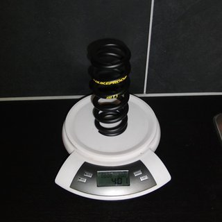 Gewicht Nukeproof Feder SLS 400 x 3