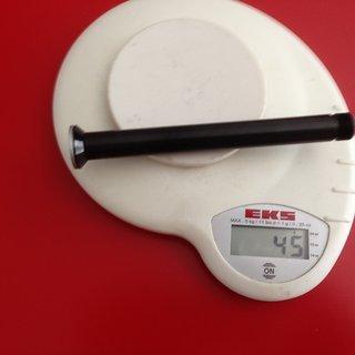 Gewicht Magura Spannachse Steckachse 15mm 15mm
