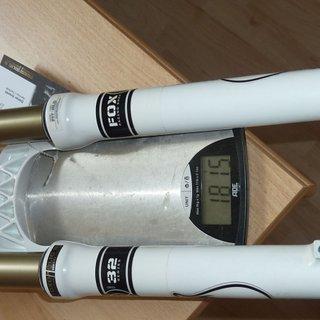 Gewicht Fox Racing Shox Federgabel 32 TALAS 150 RLC FIT