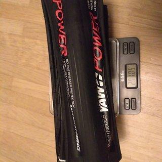 Gewicht No-Name Reifen Yaw Power 700-25C, 25-622