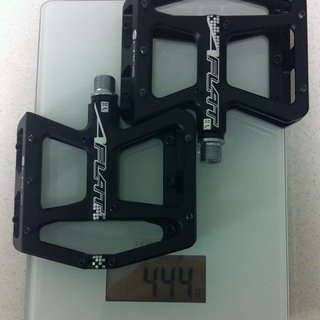Gewicht Acros Pedale (Platform) A-Flat XL 120x110x20 mm