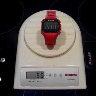 Gewicht Polar Computer RC3 GPS