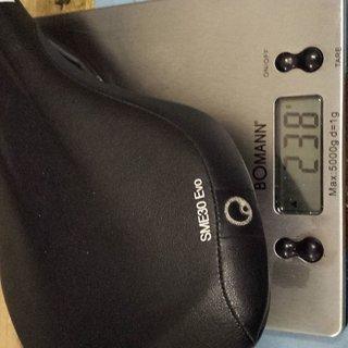 Gewicht Ergon Sattel SM 30 Evo