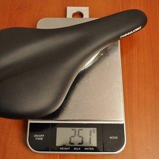 Gewicht Alutech Sattel TwinWorks 494 135mm