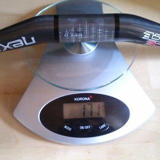Gewicht Race Face Lenker Next SL 3/4 Carbon Riser 31,8 x 670mm