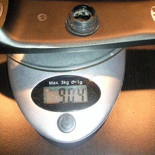 Gewicht Shimano Kurbel Saint FC-M800 175mm, 68/73mm, HT2
