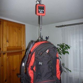 Gewicht Deuter Rucksack Trans Alpine 30 30 Liter
