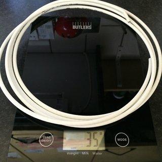 Gewicht FASI Innen- und Außenzüge Außenhülle 4mm Turbo-Plus 4mm x 2000mm