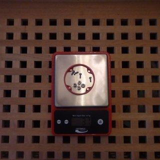 Gewicht Rotwild Weiteres/Unsortiertes ANTI CHAINSUCK RING 64 mm