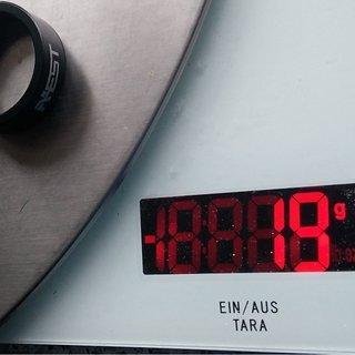 Gewicht Aest Sattelklemme YSCL-18 34,9mm