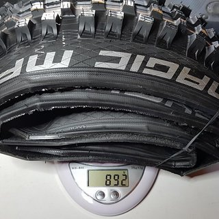 Gewicht Schwalbe Reifen Magic Marry Addix Soft SnakeSkin 27.5 x 2.35, 650B