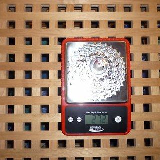 Gewicht SRAM Kassette PG-990 9-fach, 11-32Z