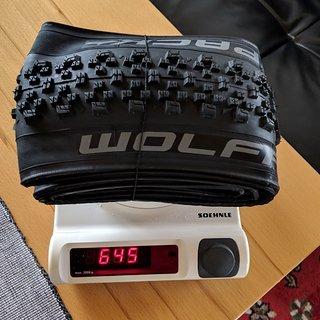 """Gewicht Wolfpack Reifen MTB Race 29x2,20"""""""