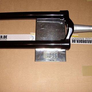 Gewicht Marzocchi Weiteres/Unsortiertes 66 RCV Standrohreinheit tapered 180mm