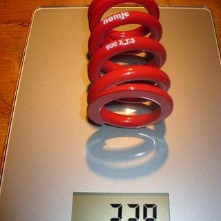 Gewicht Romic Feder Stahlferder 900 / 1,5