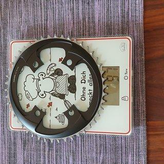 Gewicht SRAM Kettenblatt X-Sync Road 12-fach schwarz 46T