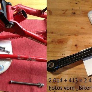 "Gewicht Specialized Full-Suspension Hotrock A1 FSR 12"""
