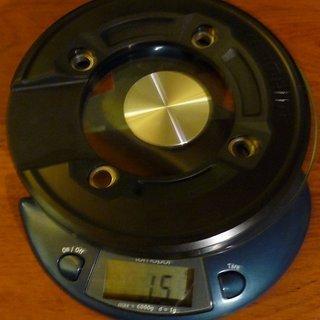 Gewicht Shimano Bashguard Deore FC-M545 36Z, 104mm