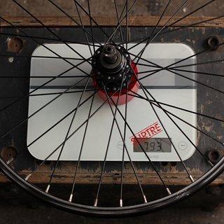 """Gewicht Orbea Systemlaufräder MX20 Dirt HR, 20"""", 130/10"""