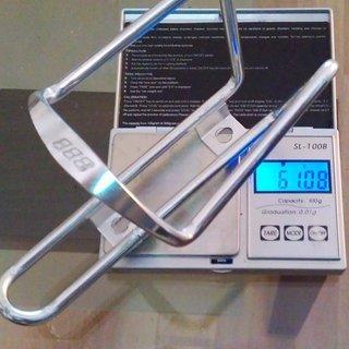 Gewicht BBB Flaschenhalter EcoTank BBC-01
