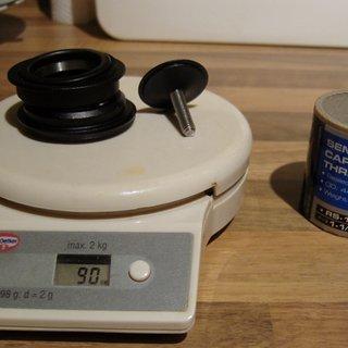 Gewicht VP Components Steuersatz VP-A52ACG ZS44/28.6, ZS44/30