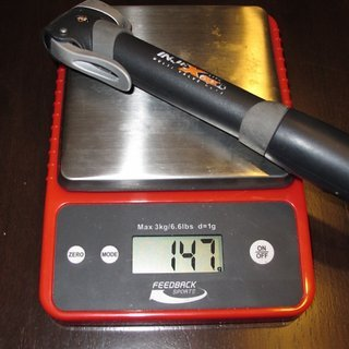 Gewicht SKS Werkzeug Injex Lite