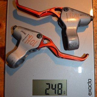 Gewicht Magura Weiteres/Unsortiertes HS22 Griffe