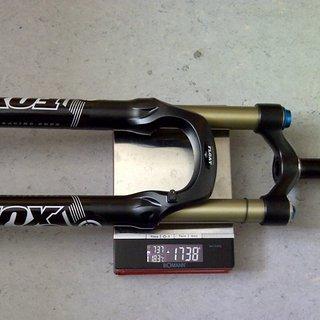 """Gewicht Fox Racing Shox Federgabel 32 Float  140 FIT RLC 26"""", 140mm, 1 1/8"""""""