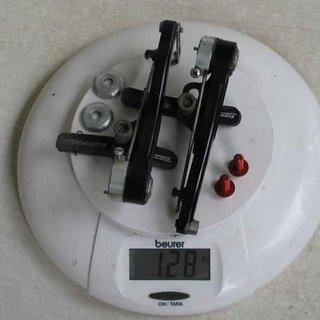 Gewicht Precision Billet Felgenbremse Super-V (tuned)