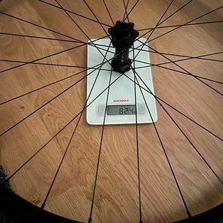 """Gewicht DT Swiss Systemlaufräder EXC 1501 SPLINE® ONE IS 29"""", 15x110mm"""
