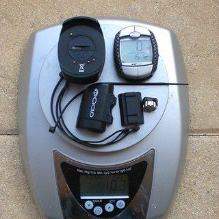 Gewicht Ciclo Sport Computer HAC 4000 Plus