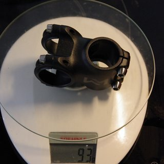 Gewicht Newmen Vorbau Evolution SL 318.4 40mm