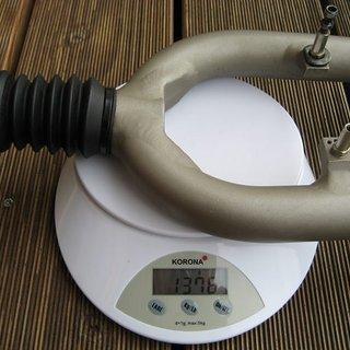 """Gewicht Cannondale Federgabel Headshok Fatty Ultra DL  26"""", 70mm, 1.5625"""""""