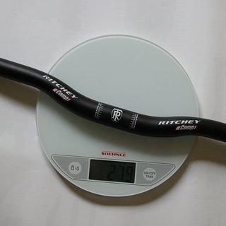 Gewicht Ritchey Lenker Comp Rizer 25,4 x 620mm