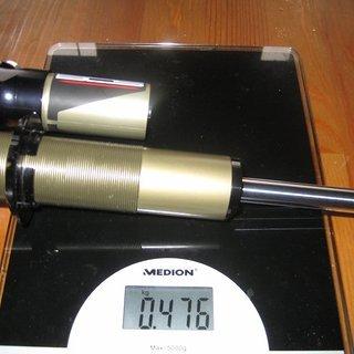 Gewicht BOS Dämpfer Stoy Rare 267mm