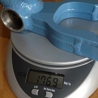 Gewicht Nicolai Hardtail Argon CC M