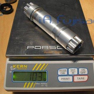Gewicht Cannondale Weiteres/Unsortiertes Al-Kurbelwelle 132mm