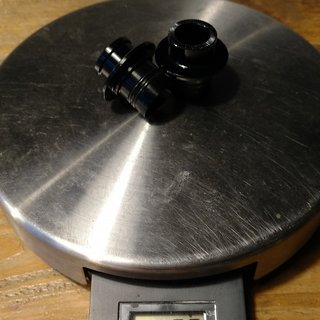 Gewicht Kore Weiteres/Unsortiertes Durox Achsadapter  15/100