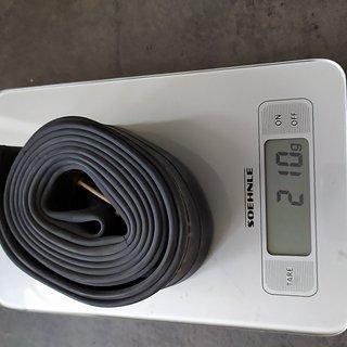 Gewicht Schwalbe Schlauch SV21 27,5 bis 2,40