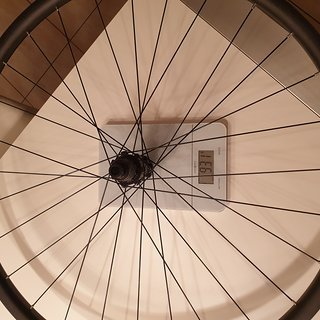 """Gewicht bike-components Systemlaufräder Loamer Disc Center Lock HR 29"""""""