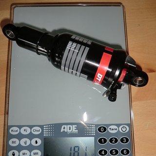 Gewicht DT Swiss Dämpfer XM 180 165mm